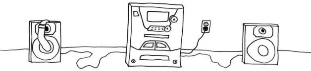 stereo drawing