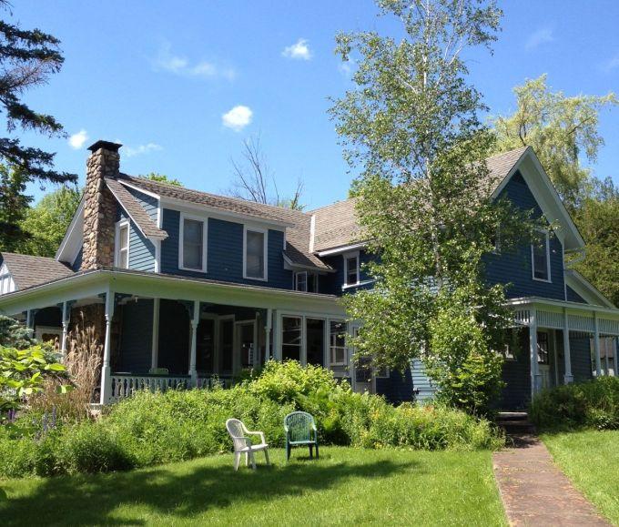 Mack's House