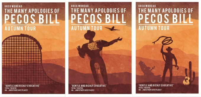 pecos bill flyers