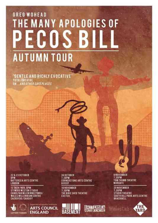 Pecos Bill print